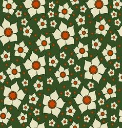 0415 12 lent lily white v vector