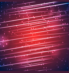 Bright sparkling abstract background vector