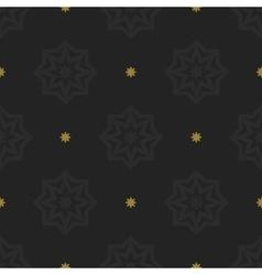Geometric arabic pattern vector image