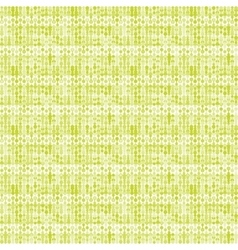 Greenish striped metaball seamless pattern vector