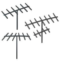 Set antenna vector