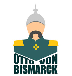 German infantryman of the i world war bismarck vector
