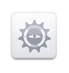white premium quality icon Eps10 Easy to edit vector image vector image