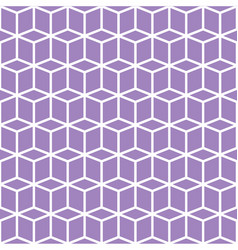 geometric seamless abstract pattern vector image vector image