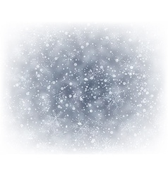 Christmas silver abstract background vector image