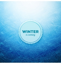 Ice Background vector