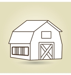 Farm fresh icon design vector