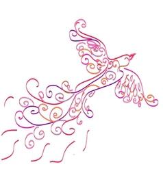 image of Phoenix vector image