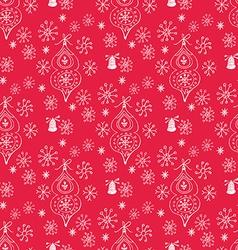 Christmas pattern74 vector