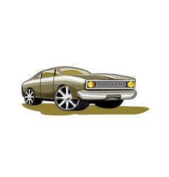 Ford Fairmont Car Retro vector image