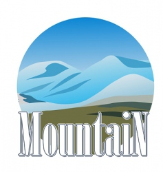 mounting icon vector image