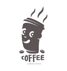 cofee logo 01cdr vector image