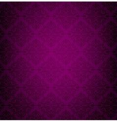 Purple background vector image vector image