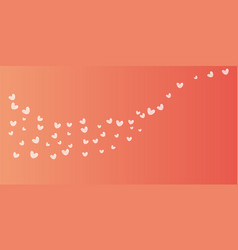 a valentines day card vector image