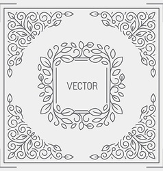 Abstract background greeting card and logo design vector
