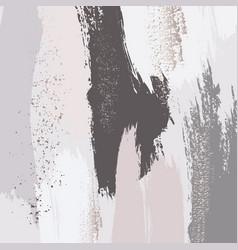 Brush stroke pastel liquid marble texture fluid vector