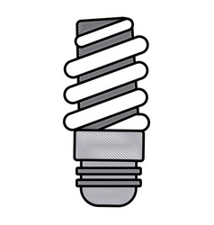 Spiral bulb light vector
