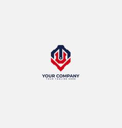 Military united states logo veteran usa logo vector