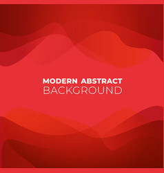 modern abstract background with shapes vector image