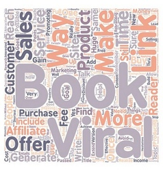 How can you generate sales with your viral ebook vector