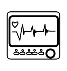 Medical equipment icon vector image