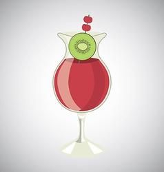 drink vector image
