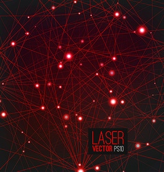 Laser Background vector