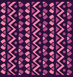 textile vertical simple geometric seamless vector image