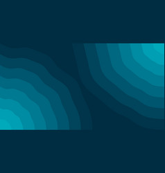 Abstract waves background hd modern pattern vector