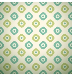 Green garden pattern Abstract texture vector