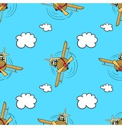 PilotPattern vector image