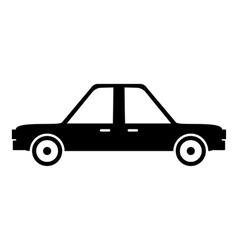 Machine icon simple style vector image