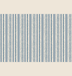 pastel brush watercolor seamless color striped vector image