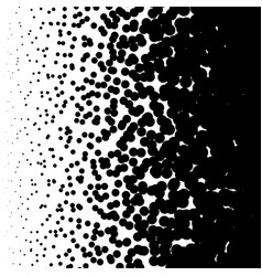 Random circles pattern halftone pattern halftone vector