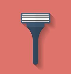 Shaving Razor icon Flat style vector image