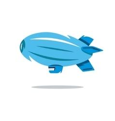 airship icon icon eps icon vector image