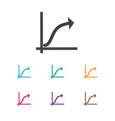 of logical symbol on vector image