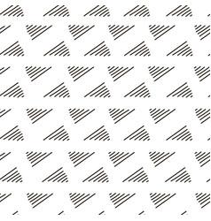 abstract geometric nook corner fashion design vector image