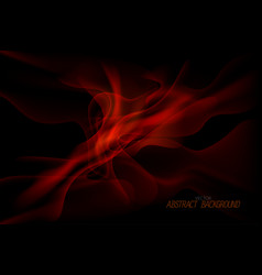 Abstract translucent red color vector