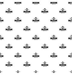 Buckle elegance pattern seamless vector