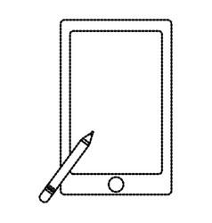 digital graphic design vector image