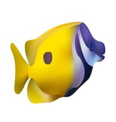 Fish 1 vector image