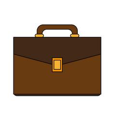 portfolio document handle vector image