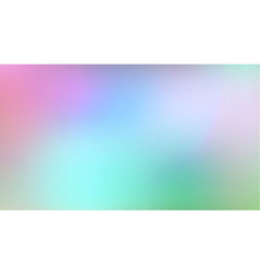 abstract blurred colorful gradient background vector image
