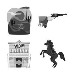 Design ranch and farm sign collection vector
