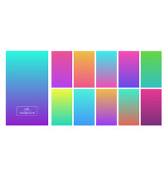 soft color background vector image vector image