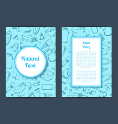 card template with place for text and vector image