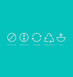 Earth day ecology banner social media vector