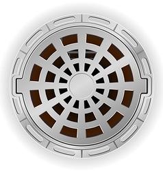 Manhole 05 vector