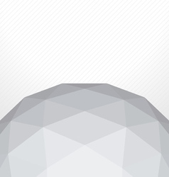 abstract modern sphere vector image vector image